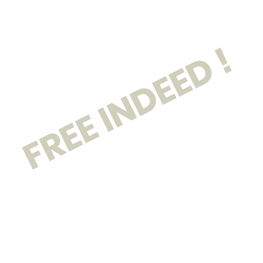 cog FREE INDEED