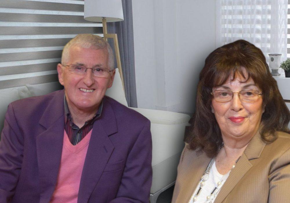 ROBERT and JOAN TURNBULL